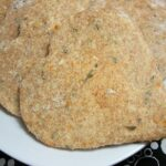 Parmesan Herb Dog Biscuits