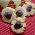 Peanut Butter Carob Drops