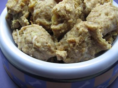 (virgin) piña colada biscuits