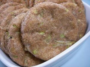 zucchini 'bread'