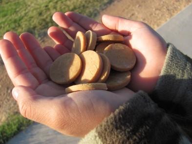 Easy Peasy Wheat Free Peanut Butter