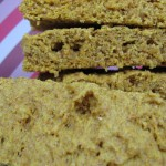 Bowser's Blondies with Pumpkin