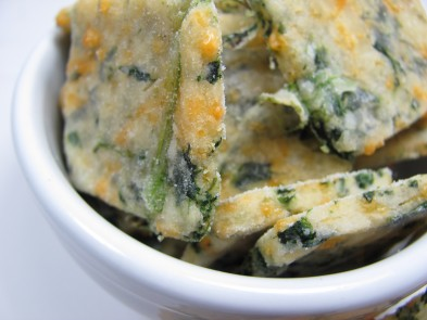 Chedder Spinach Wheat Free Dog Biscuit Recipe