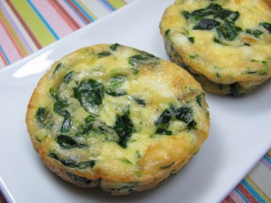 Spinach And Goat Cheese Mini Quiche Dog Treat Biscuit Recipe