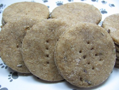 lavender honey dog treat/biscuit recipe