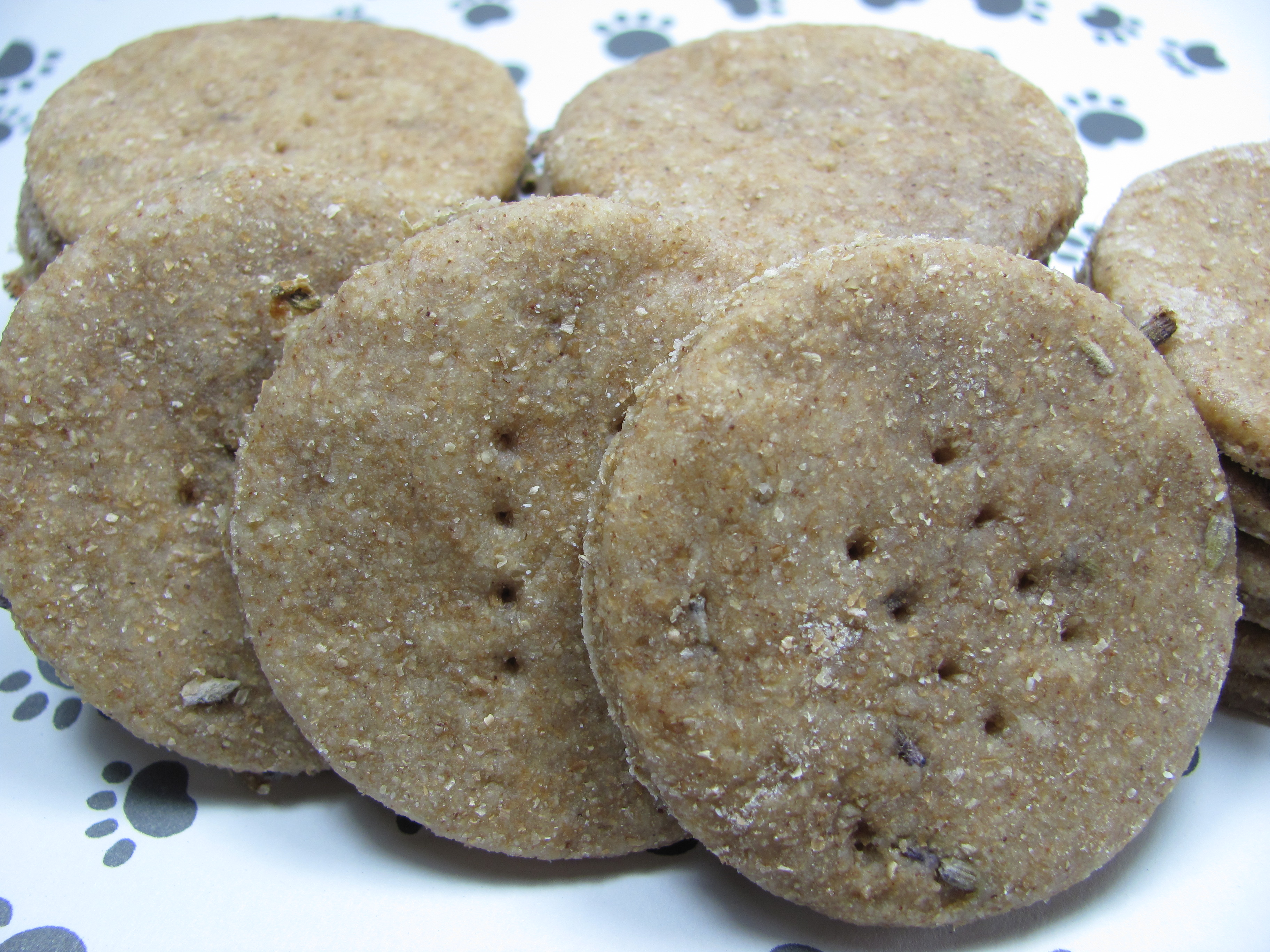 lavender honey dog treat/biscuit recipe