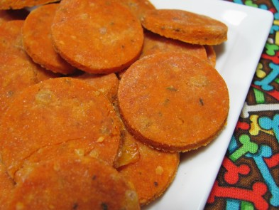 wheat free cheese pizza dog treat/biscuit recipe