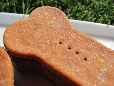 tomato herb dog treat/biscuit recipe