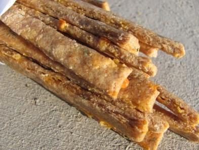 Cheese Sticks Dog Treat Biscuit Recipe