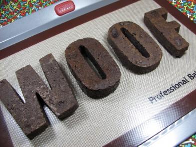peanut butter carob cake dog treat/biscuit recipe