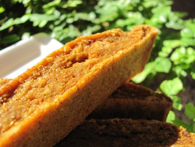 Pumpkin Biscotti Dog Treat/Biscuit Recipe