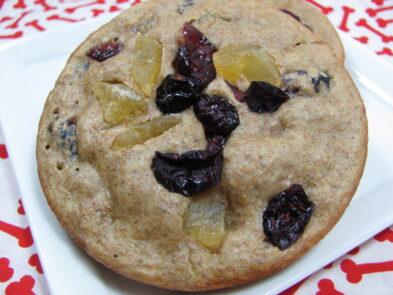 Fruit Cake Dog Treat/Biscuit Recipe