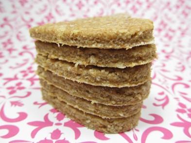 Peanut Butter Parmesan Dog Treat/Biscuit Recipe