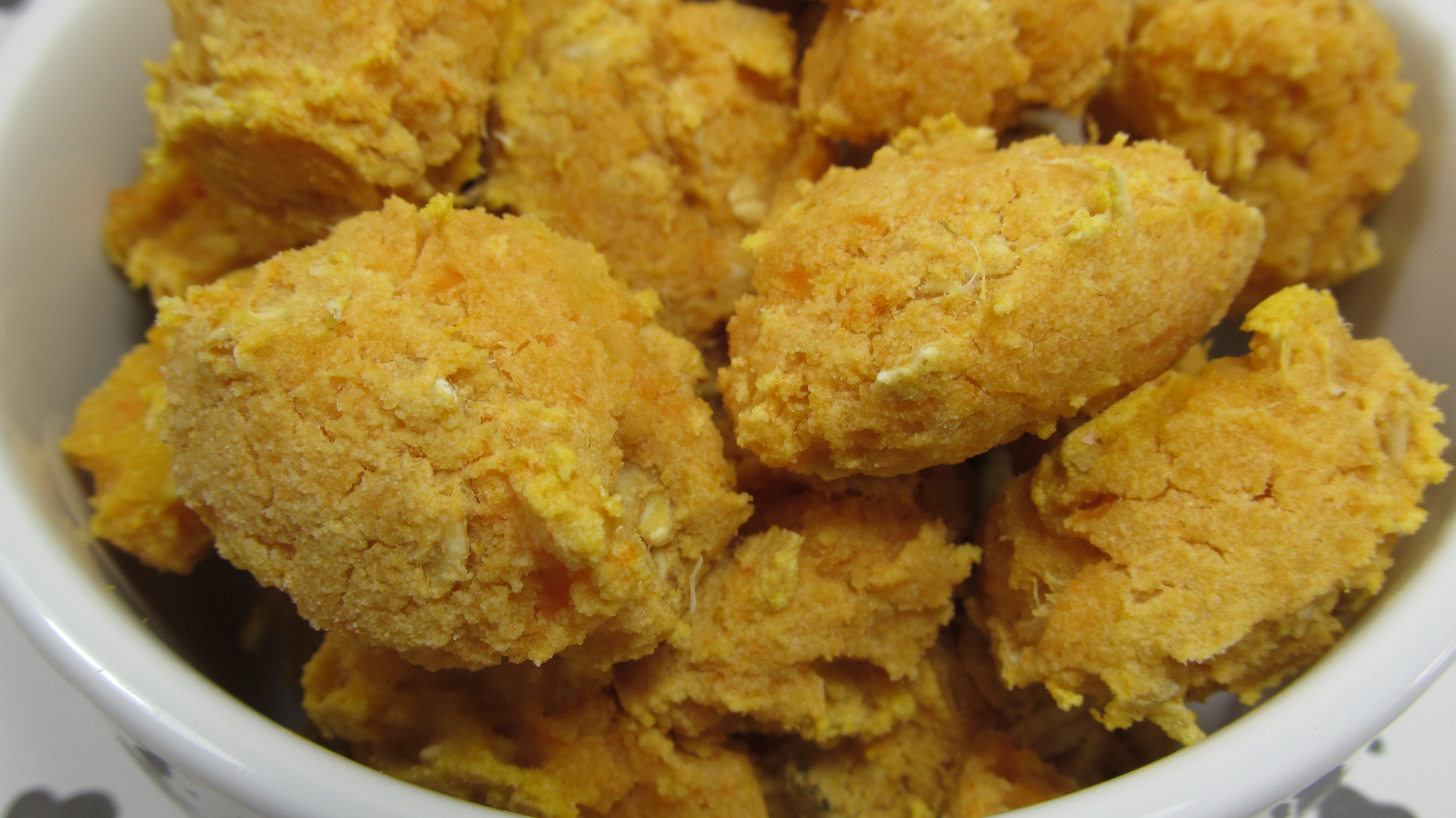 Pineapple sweet potato dog treat biscuit recipe - New potatoes recipes treat ...