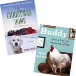 giveaway! buddy and christmas