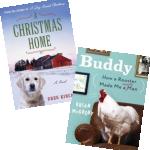 giveaway! buddy and christmas
