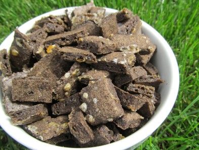 easy, cheesy and grain free dog treat/biscuit recipe