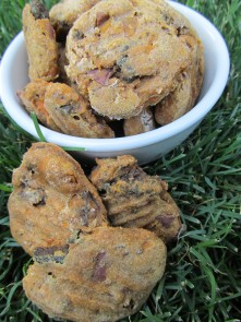 sweet potato liver dog treat/biscuit recipe