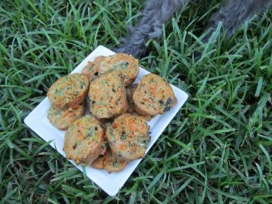 (wheat-free) carrot & kale