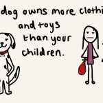 you might be a dog person if ..