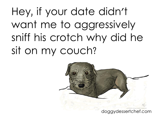 Pee Wee Says: It's my couch