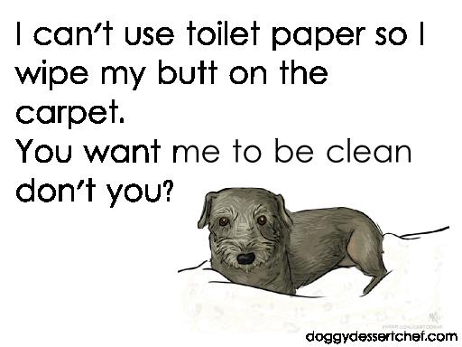 pee wee says: carpet TP