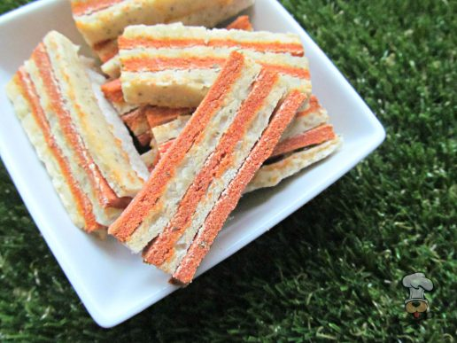 (wheat and gluten-free) tomato swiss parmesan dog treat/biscuit recipe