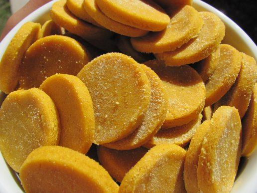 2014's top treat (wheat-free) peanut butter pumpkin