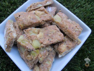 (wheat-free) kiwi chicken dog treat/biscuit recipe