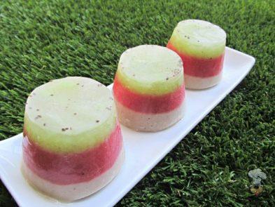 frozen kiwi strawberry banana