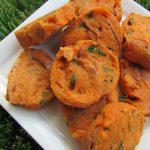 lime cilantro sweet potato