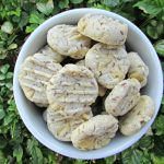 (wheat and gluten-free) parmesan flax seed chicken dog treat/biscuit recipe
