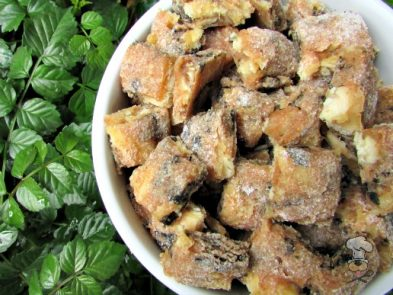 (wheat, and dairy-free) nori ginger chicken dog treat/biscuit recipe