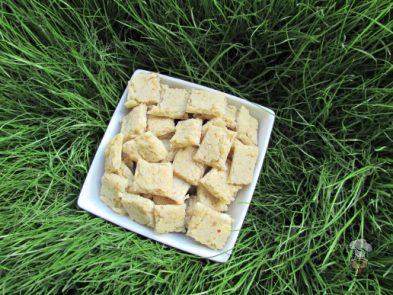 (wheat, gluten and dairy-free) chicken rosemary pear dog treat/biscuit recipe