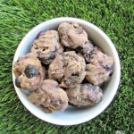 blueberry beef liver