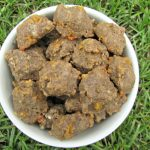 cheesy crickets dog treat/biscuit recipe
