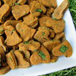 {spot farms} sweet potato spinach dog treat/biscuit recipe