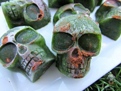 moldy skulls