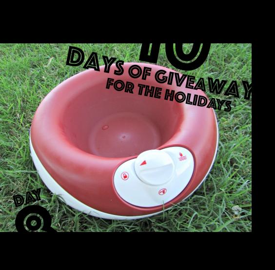 {Day 8 Giveaway} Heyrex :: TORUS watering bowls