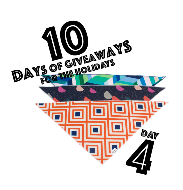 {Day 4 Giveaway} Lion + Wolf :: Sea Glass, Creamsicle + Pebble Dash