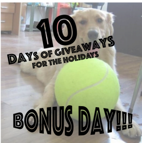 {bonus day!} Giant Tennis Ball