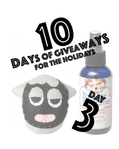 {Day 3 Giveaway} Bedtime4Dogs