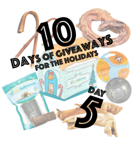 {Day 5 Giveaway} Jack Furost Box