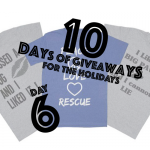 {Day 6 Giveaway} Rescue Apparel T-Shirt