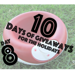 {Day 8 Giveaway} TORUS watering bowls