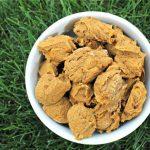 (wheat, gluten, grain and dairy-free) sweet potato pumpkin dog treat/biscuit recipe