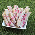 (wheat and gluten-free) raspberry pork biscotti dog treat recipe