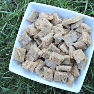 (gluten, wheat and dairy-free) lavender & red pear dog treat/biscuit recipe
