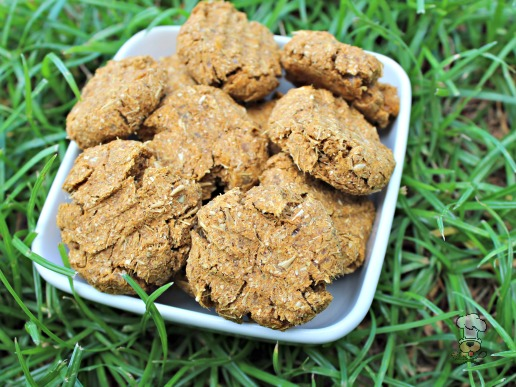 sweet potato cheese dog treat/biscuit recipe