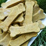 (gluten and wheat-free) pumpkin spice dog treat/biscuit recipe